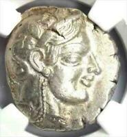 NEAR EAST OR EGYPT TETRADRACHM COIN 5TH-4TH BC  NGC EXTRA FINE  SHIPS FREE FR JP 9109N