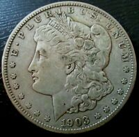 1903 S MORGAN DOLLAR - VAM 2 - MICRO S - TOP 100