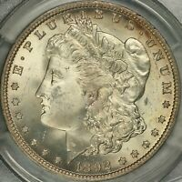 1892-O MORGAN DOLLAR PCGS MINT STATE 64 CAC