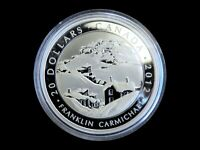 CANADA $20 GROUP OF SEVEN SERIES 2012 HOUSES COBALT PROOF COIN