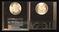 1879-CC $1 GSA HOARD MINT STATE 63 PCGS/CAC- ONLY 24 FINER MORGAN DOLLAR