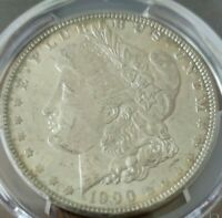 1900 MORGAN DOLLAR PCGS GRADED MINT STATE 63GREAT LOOKING COIN