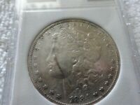 1884  MORGAN DOLLAR- 90 SILVER  COIN    M346