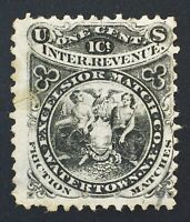 RO81B EXCELSIOR MATCH WATERTOWN US REVENUE MATCH PRIVATE DIE