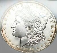 1903-O $1 MORGAN PCGS MINT STATE 64 CAC APPROVED