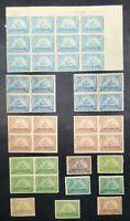 COLLECTION OF MINT BATTLESHIP REVENUE PROPRIETARY AND DOCUME