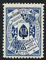 RU13B VICTOR E MAUGER & PETRIE US REVENUE PLAYING CARD PRIVA