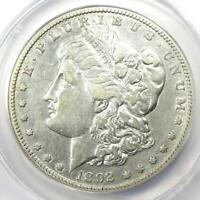 1892-S MORGAN SILVER DOLLAR $1 COIN - CERTIFIED ANACS VF35 DETAILS -  DATE