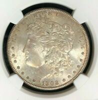 1902-O MORGAN SILVER DOLLAR  NGC MINT STATE 66 WOW BEAUTIFUL COIN REF57-011