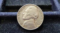 1952 S JEFFERSON NICKEL IN FINE CONDITION G 4 15 SEE PICTURES
