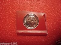 2013 D ROOSEVELT DIME UNCIRCULATED  CUT FROM MINT SET   NICE  3432