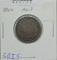 1866 TWO CENT AG