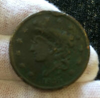1836 ONE CENT LIBERTY HEAD