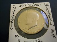 1776 1976 S KENNEDY CAMEO PROOF HALF DOLLAR NOT SILVER