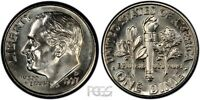 1997 D UNCIRCULATED ROOSEVELT DIME IN MINT CELLO