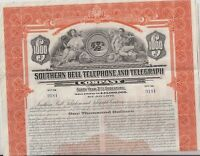 SOUTHERN BELL TELEPHONE AND TELEGRAPH COMPANY.1939 DEBENTURE