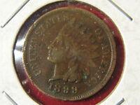 1899 INDIAN HEAD CENT NICE DETAILS