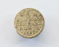 GERMAN STATES BRANDERBURG COIN 6 PFENNIG. 1676 1687