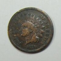 1873 INDIAN HEAD CENT   GOOD