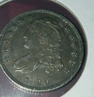 1830 10C CAPPED BUST DIME UNCIRCULATED  MUST SELL