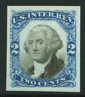 US REVENUE SC  R104TC5A 1871-72 2C MINT NGAI CAT $60.00