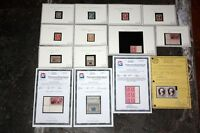 US MINT STOCK WITH 4 MARGIN 1 AND BANKNOTES TO 90C 155 CAT $35,290