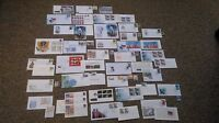 HUGE COLLECTION OF SEPTEMBER 11, 2001 FIRST DAY COVERS STAMPS US & INTERNATIONAL