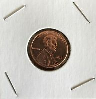 2012 LINCOLN SHIELD CENT BU PENNY US COIN