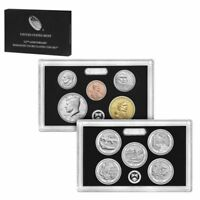 2017 U.S.MINT 225TH ANNIVERSARY ENHANCED UNCIRCULATED 10 COIN SET W/ALL OGP