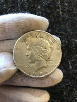 1926-S PEACE DOLLAR - 90 SILVER - FAST S&H