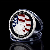 911 WORLD TRADE CENTER BUILDING SILVER PLATED COMMEMORATIVE COIN COLLECTION