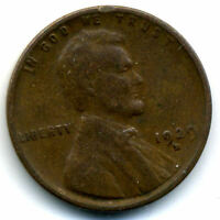 1929 D WHEAT PENNY 1 CENT KEY DATE US CIRCULATED ONE LINCOLN  CENT COIN720