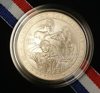 2010 BOY SCOUTS OF AMERICA UNC SILVER DOLLAR COIN IN OGP SPECIAL PRICE