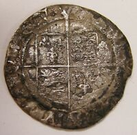 GREAT BRITAIN   1582 1600   SILVER SHILLING   WELL CIRCULATE