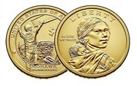 2015 P NATIVE AMERICAN DOLLAR COIN   UNCIRCULATED FROM MINT   MOHAWK IRONWORKER