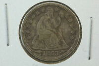 1853 SEATED DIME EXTRA FINE