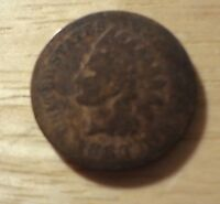 1883 INDIAN HEAD CENT   GOOD  CLEANED
