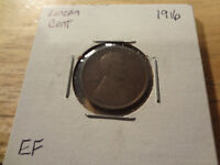 1916 LINCOLN CENT   EXTRA FINE