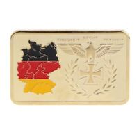 GERMANY UNITY PEACE SOUVENIR MEDAL HOME DECORATION COLLECTION COMMEMORATIVE COIN