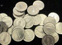 FRANCE CENTIME 1964  BU  LOT OF 25 COINS