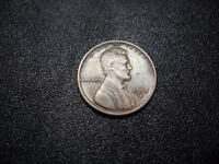 1913 S LINCOLN CENT BROWN VF