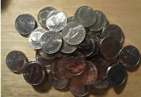 ORIGINAL ROLL OF 2003 D JEFFERSON NICKELS   BRILLIANT UNCIRCULATED  40 COINS