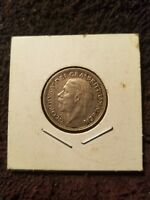 1936 GREAT BRITAIN SHILLING