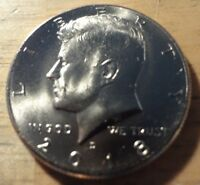2018 D KENNEDY HALF DOLLAR   BRILLIANT UNCIRCULATED
