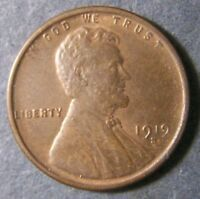 1919 S LINCOLN WHEAT CENT 1C SHIPS FREE