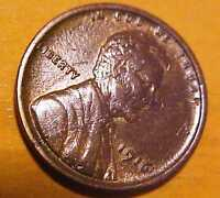1916-P LINCOLN CENT CHOICE UNCIRCULATED HERSHEY'S CHOCOLATE MAKE AN OFFER