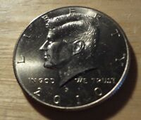 2010 P NIFC KENNEDY HALF DOLLAR   BRILLIANT UNCIRCULATED