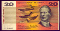 $20 NOTE: COOMBS & RANDALL:   CRISP AND VF     NOTE NO  RESE