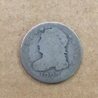 1827 CAPPED BUST DIME 10C - SHIPS FREE