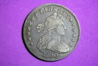 ESTATE FIND 1800 CAPPED BUST DOLLAR G0420